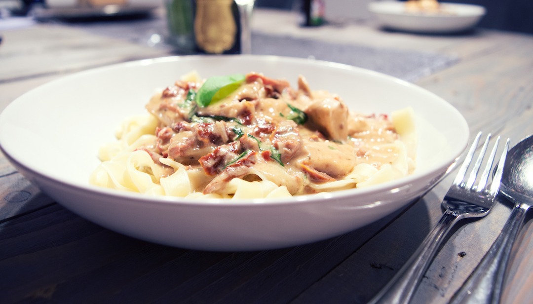 Pasta Fidelio – The Basil Taste in Stuttgart