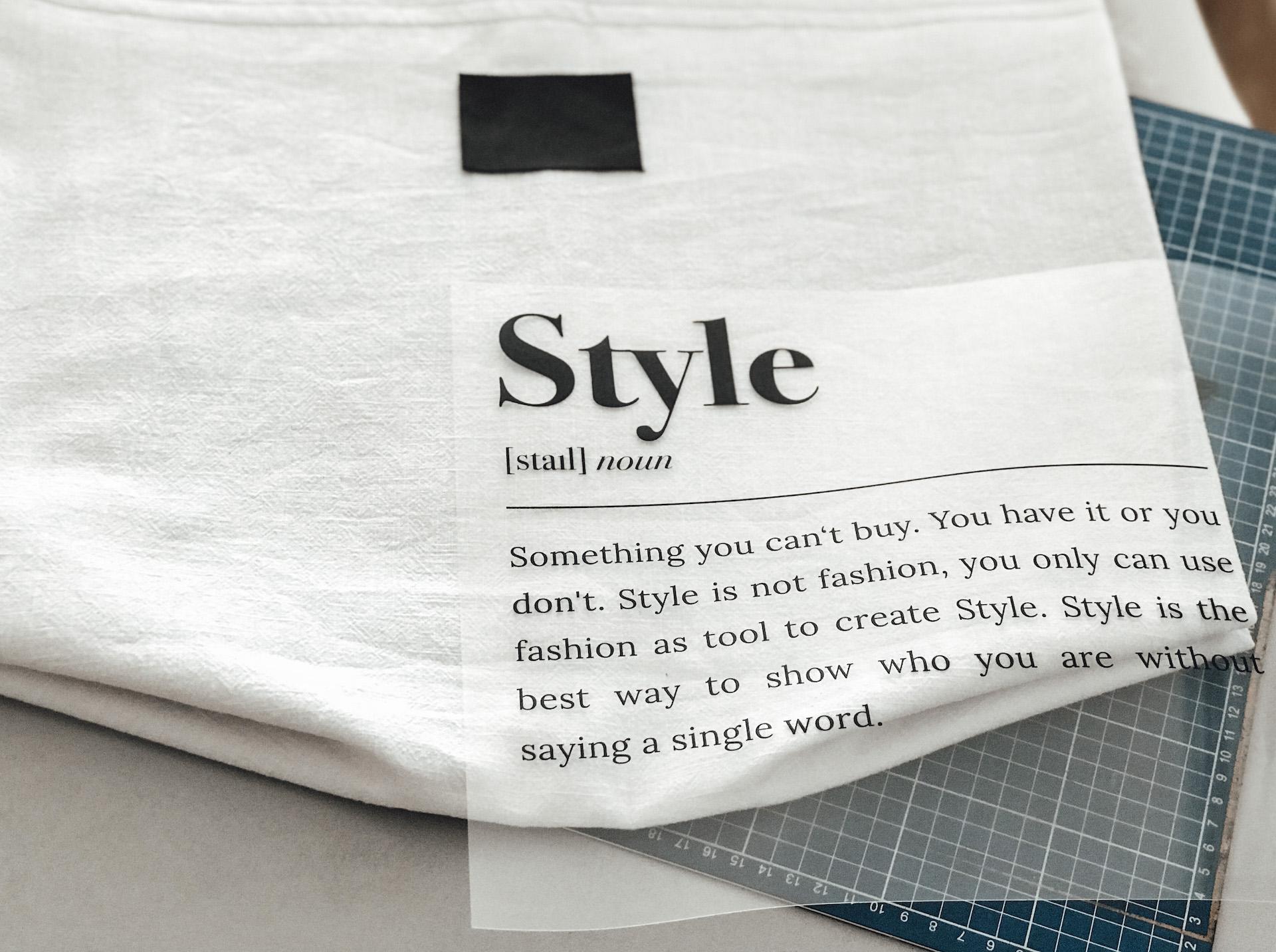 style-handtasche