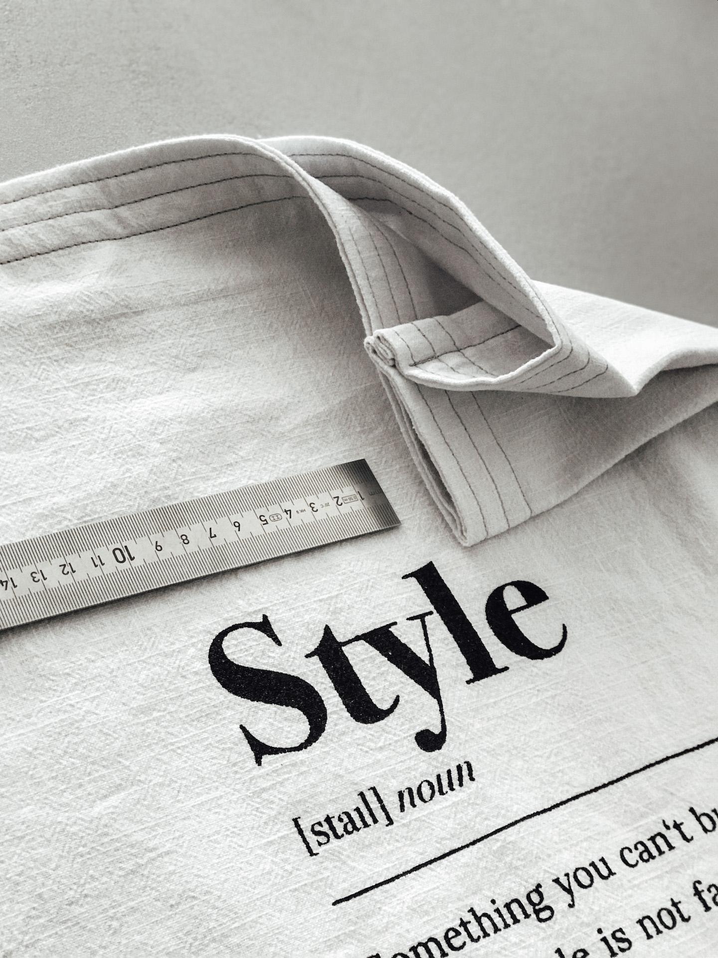 definiton-style